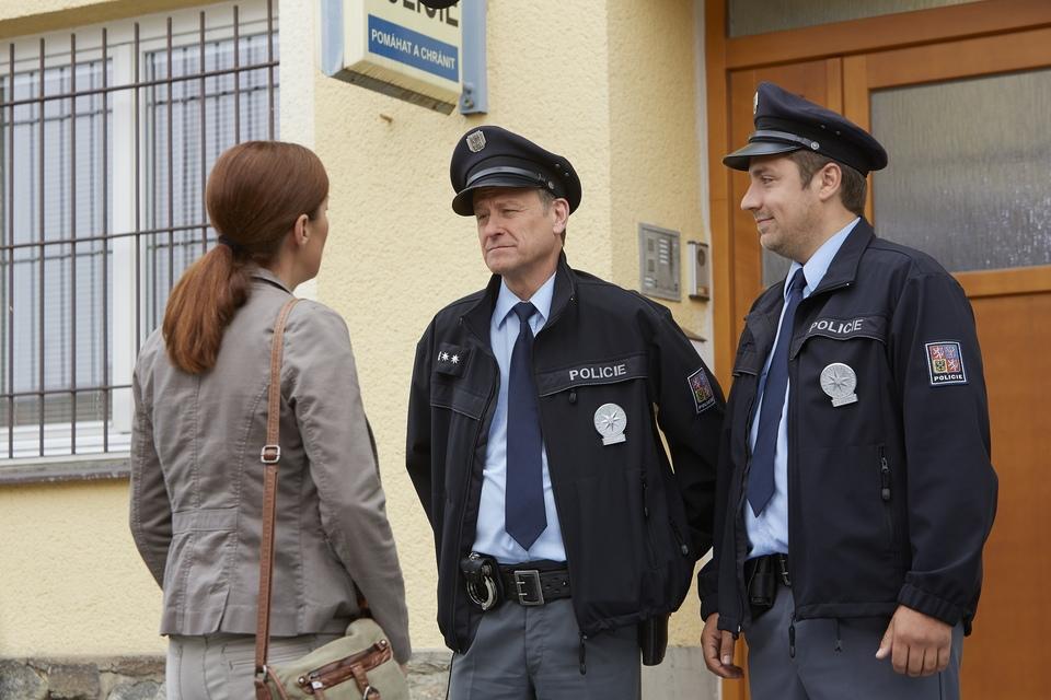 Seriál Policie Modrava