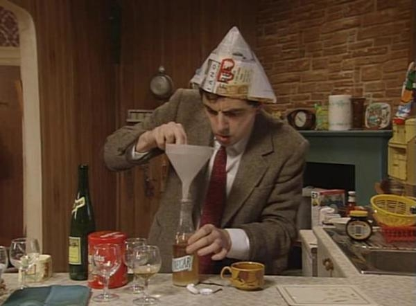 Seriál Udělejte to sám, pane Beane