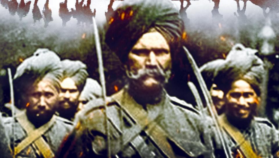 Dokument Asie ve Velké válce