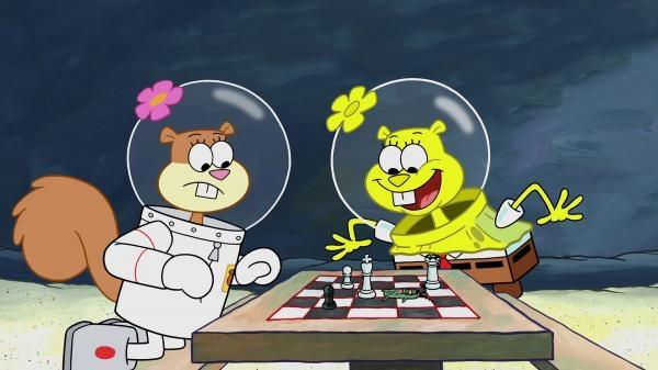 Spongebob v kalhotách  II (7)