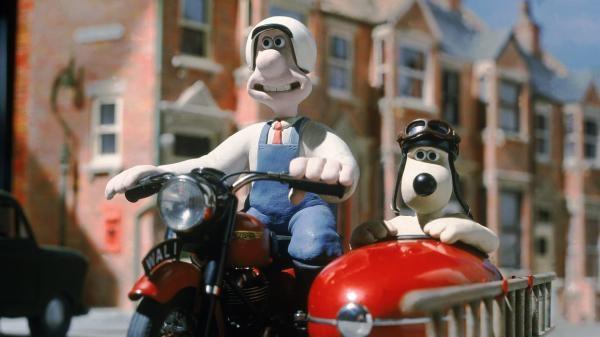 Wallace & Gromit: O chloupek