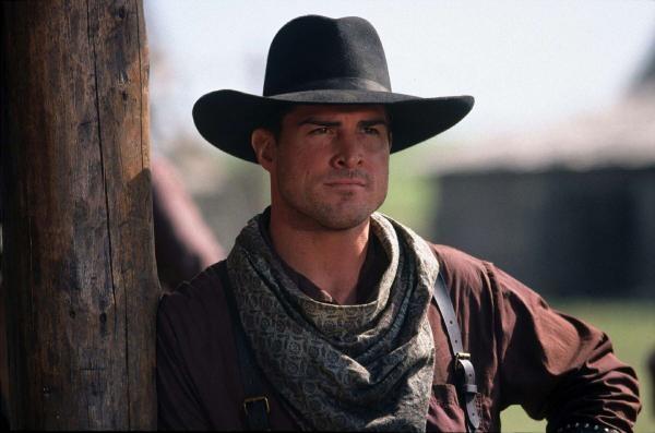 Muž se srdcem kovboje