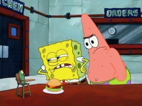 SpongeBob SquarePants  (109)
