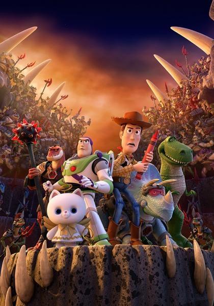 Toy Story: Prehistorický