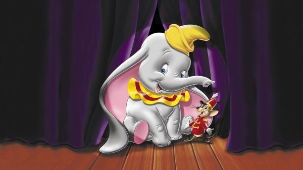 obrázek k pořadu Dumbo