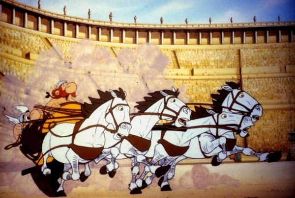 Dvanásť úloh pre Asterixa