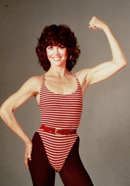 Jane Fonda v pěti dějstvích