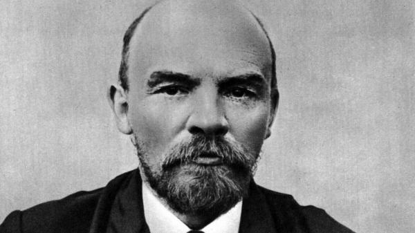 Lenin: Cesta k moci