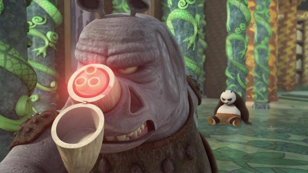 Kung Fu Panda: Legendy o mazáctví  III (26)