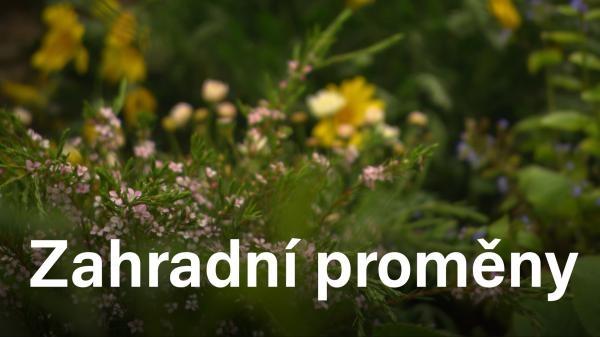Dokument Zahradní proměny