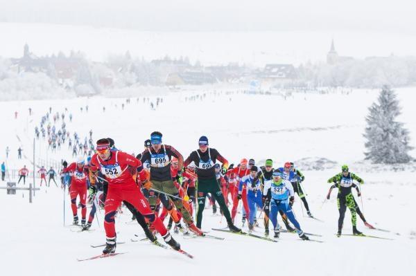 Klasické lyžování: Cardion Karlův běh