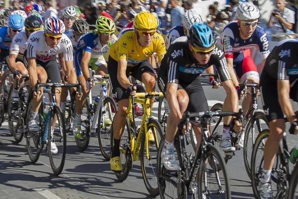 Cyklistika: Tour de France 2012