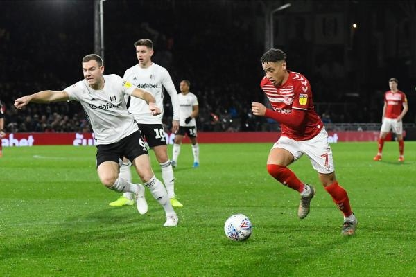 Fulham - Middlesbrough