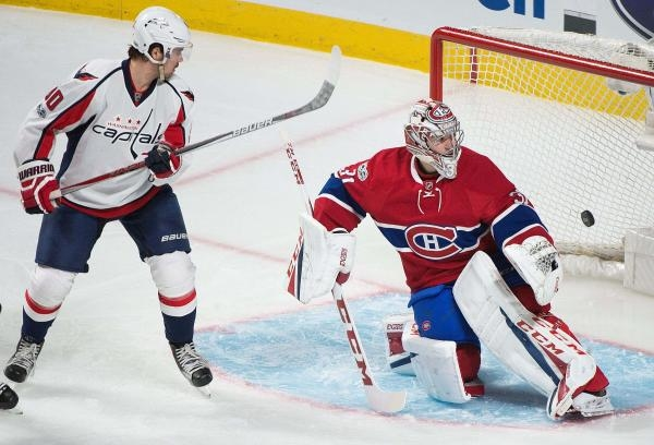 Washington Capitals - Montreal Canadiens