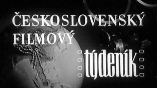 Dokument Československý filmový týždenník