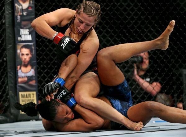 UFC 250: Nunes vs. Spencer