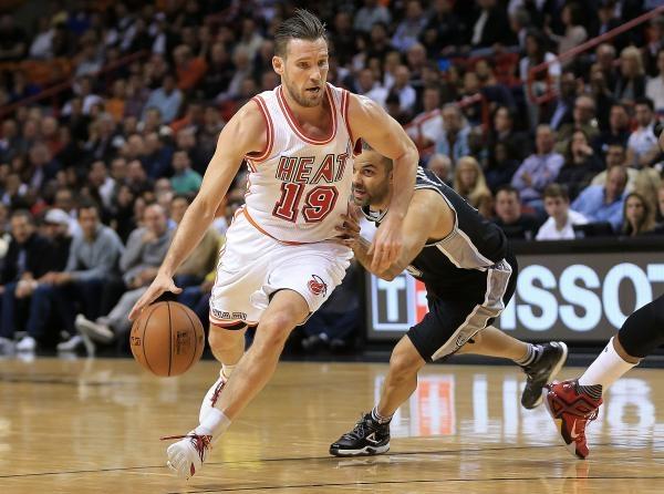 San Antonio Spurs - Miami Heat