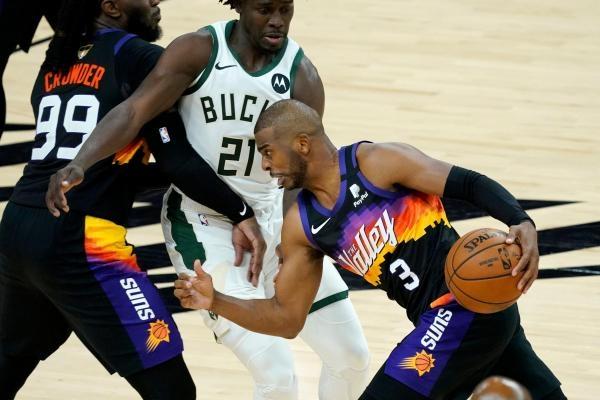 Milwaukee Bucks - Phoenix Suns
