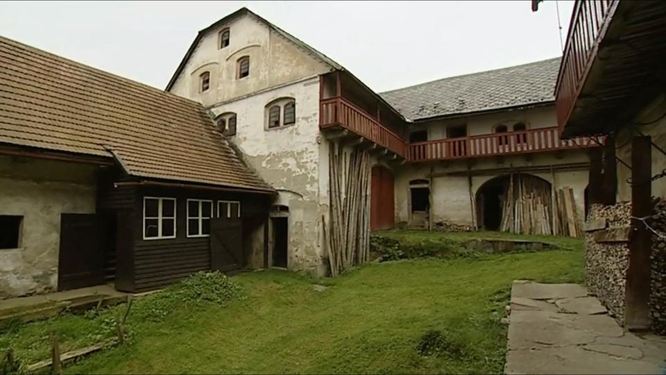 Dokument Zemědělská usedlost Borovnice