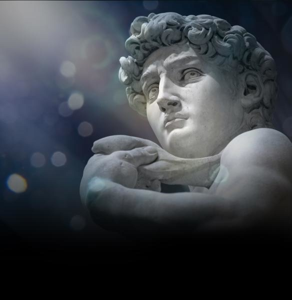 Velikáni umění: Michelangelo - Láska a smrt