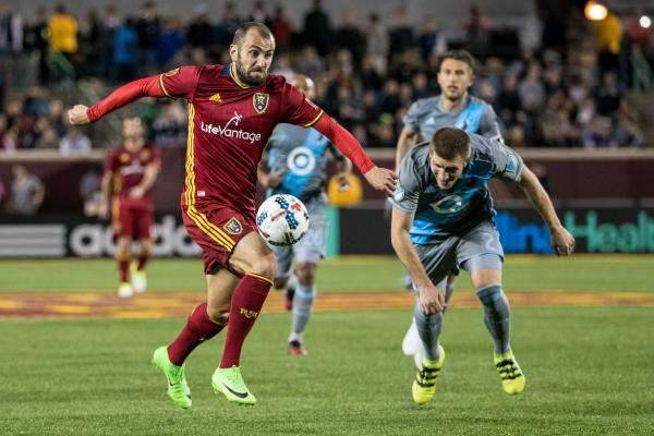 Minnesota United FC - Real Salt Lake