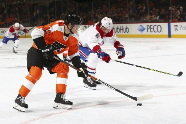 Montreal Canadiens - Philadelphia Flyers