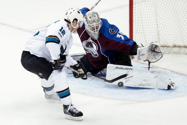 NHL Classic games: San Jose Sharks - Colorado Avalanche