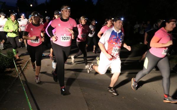 Sport v regionech: Night Run Olomouc