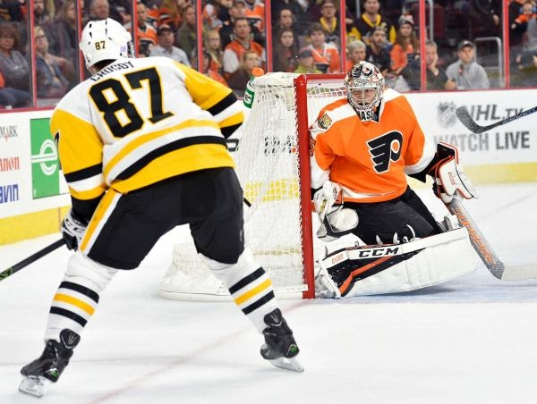 Philadelphia Flyers - Pittsburgh Penguins