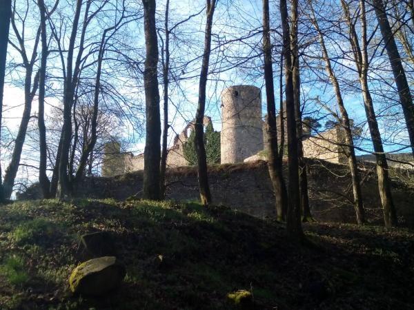 Tajemství hradů