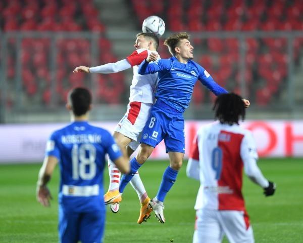 Fotbal: Leicester City FC - SK Slavia Praha