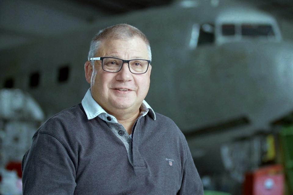Dokument Příběh DC - 3. Letadlo, jež změnilo svět