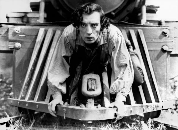 Dokument Buster Keaton - génius, kterého zničil Hollywood