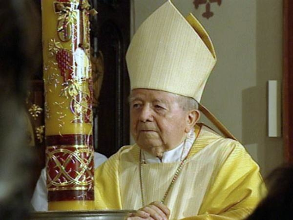 Karel Otčenášek, arcibiskup