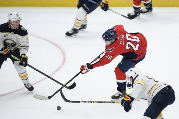 NHL Classic games: Buffalo Sabres - Washington Capitals