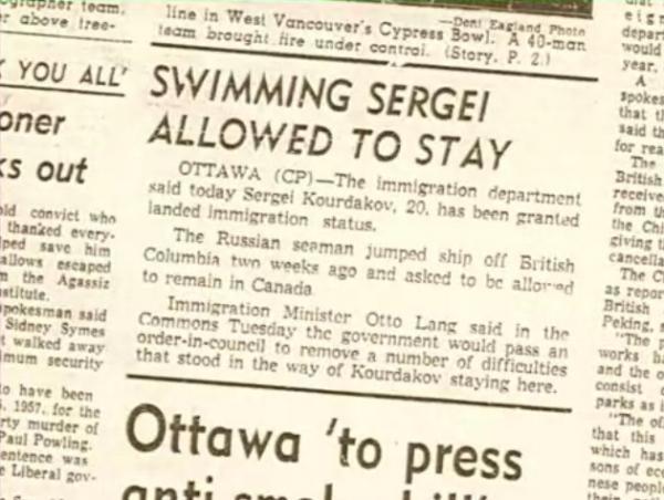 Dokument Odpusť mi, Sergej