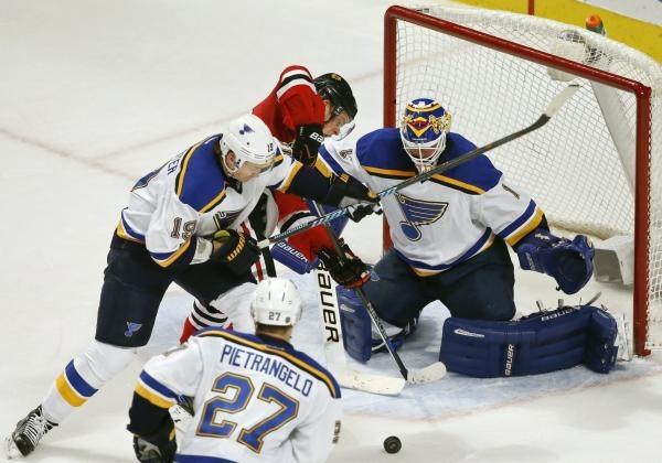 Chicago Blackhawks - St. Louis Blues