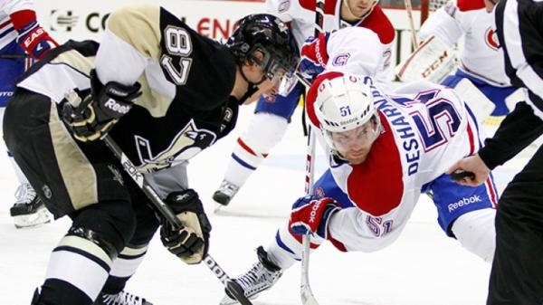 Pittsburgh Penguins - Montreal Canadiens