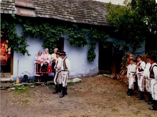 Svadba z Kračunoviec