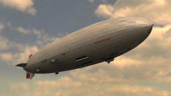 Dokument Luxus jménem Hindenburg!