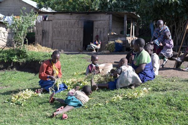 Na cestě po severní Tanzánii