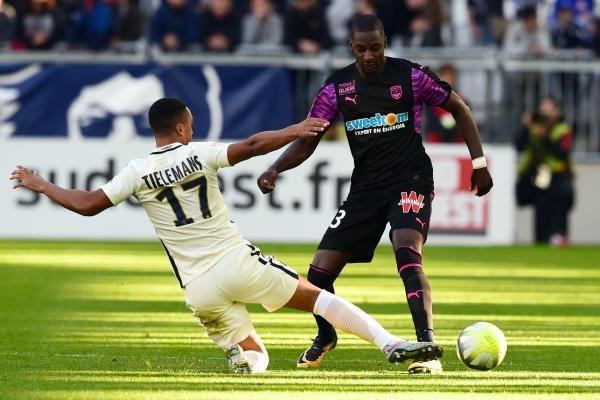 Girondins Bordeaux - AS Monaco