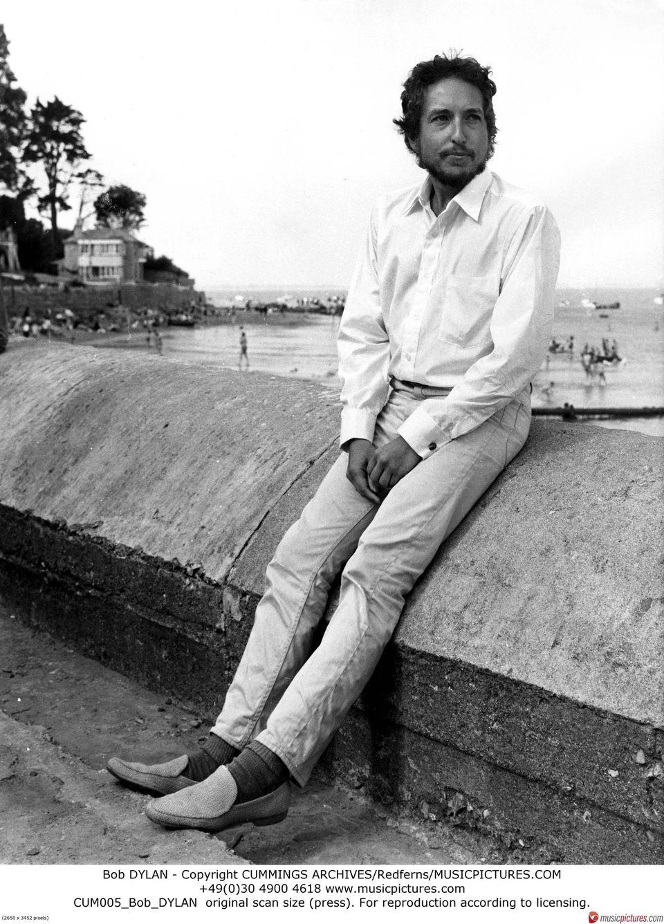 Dokument Hudba, která ovlivnila Boba Dylana