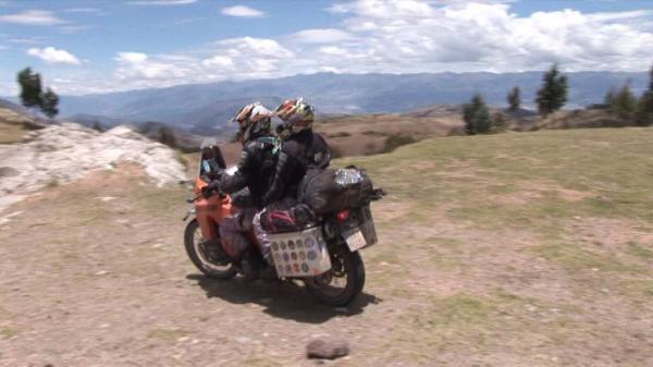 Dokument Motorkáři na cestách