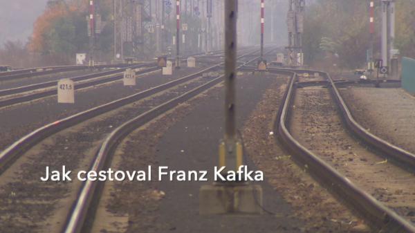 Jak cestoval Franz Kafka