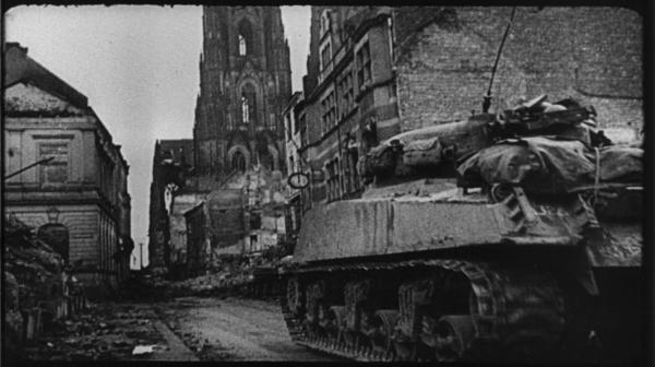 Dokument Tanky v pekle bojů: Odplata Panzerů