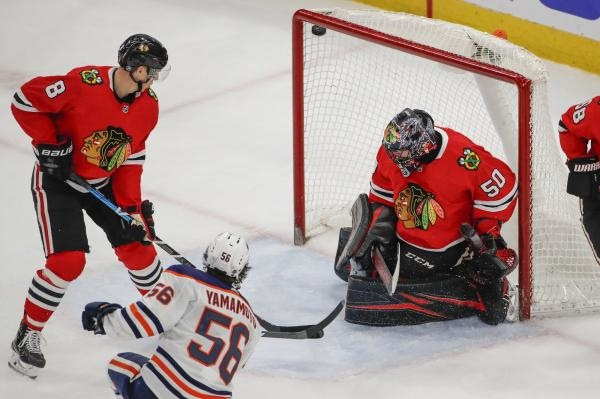 Chicago Blackhawks - Edmonton Oilers
