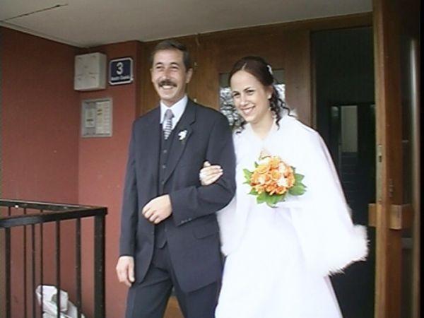 Rodinné křižovatky: Tři svatby