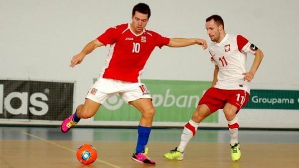 Futsal: Polsko - Česko