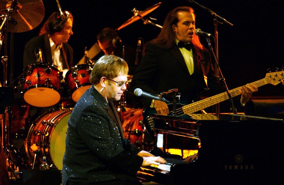 Dokument Slavná alba: Elton John - Goodbye Yellow Brick Road